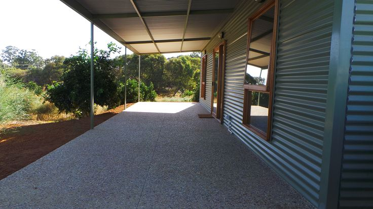 #SteelKit #KitHome #Perth #WA http://www.garagewholesalers.com.au/products/steelkithomes.aspx