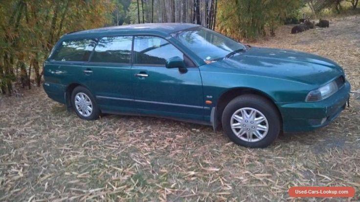 Mitsubishi 2001 Magna Advance Wagon #mitsubishi #magna #forsale #australia