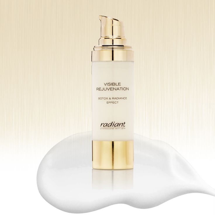 Visible Rejuvenation Botox & Radiance Effect day cream, is enriched with diamond powder and visibly reduces fine lines and expression wrinkles in just a few days, offering youthful radiance and clarity to the complexion. #radiant #professional #makeup #face #cream #rejuvenation