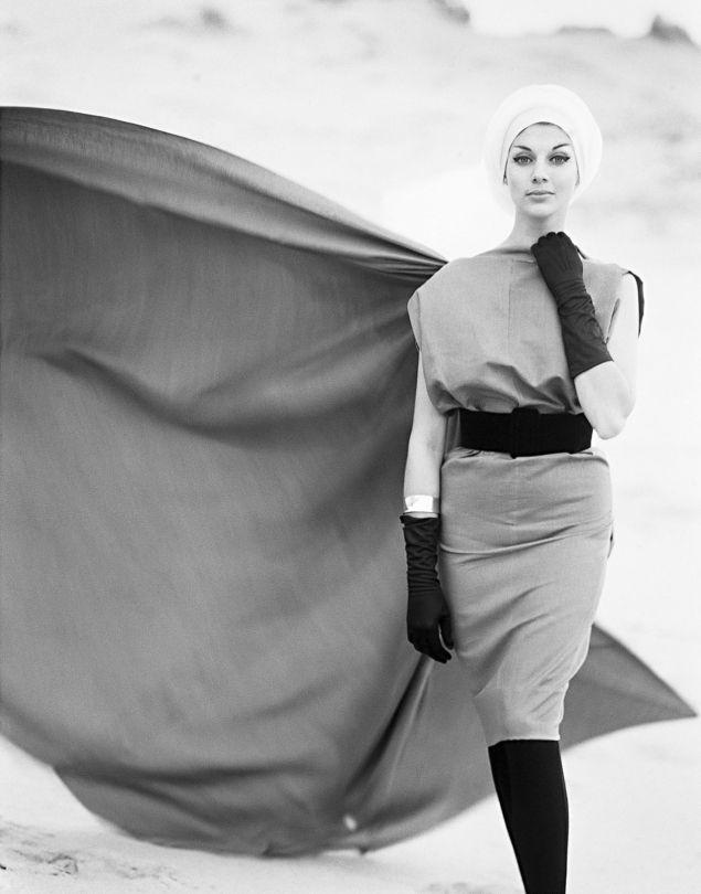 Maggie Tabberer photo Henry Talbot Melbourne, Australia 1960
