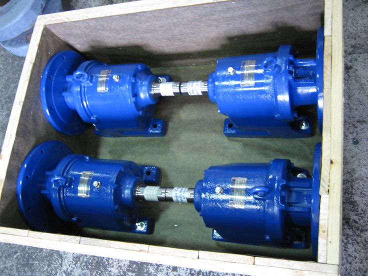 Genat and Wood™ Gearboxes