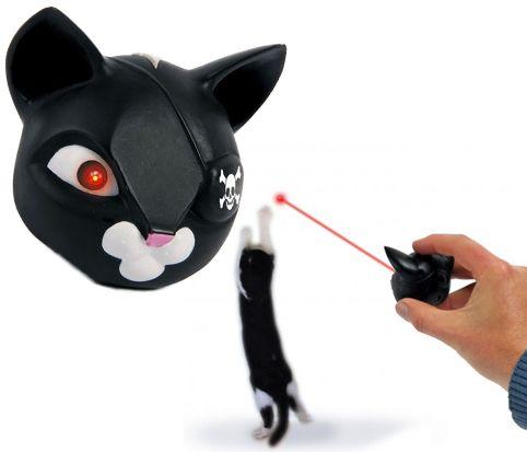 Supid.com: Pirate Cat Laser Toy