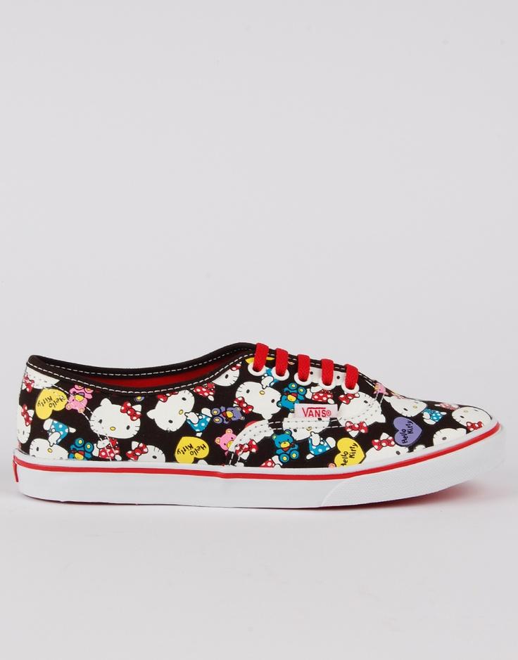 Vans-x-Hello-Kitty-Authentic-Lo-Pro-  Nu voor 49,- in onze webshop.  http://www.mint-shop.nl/shop/