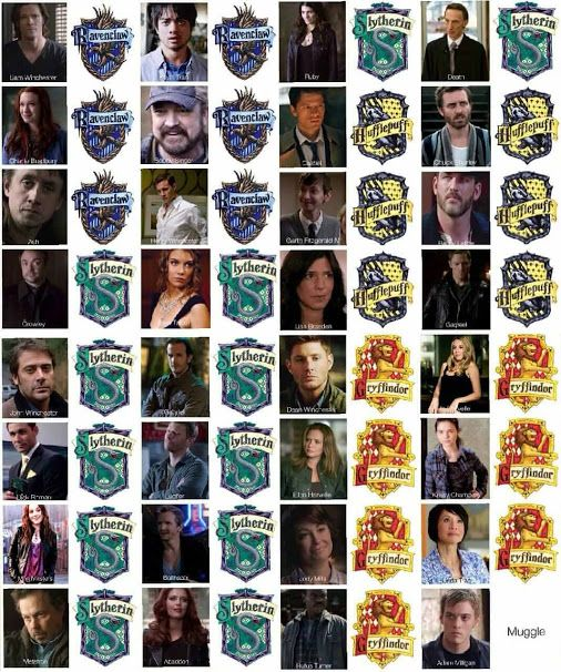 I agree with most of this, but I also think that some of the characters were placed in Slytherin simply because they are evil, not because they are actually a Slytherin.