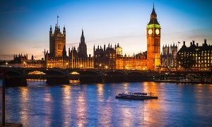 Groupon - ✈ 6-Day DoubleTree by Hilton Hotel London Vacation with Airfare. Price/Person Based on Double Occupancy. in London, England. Groupon deal price: $699
