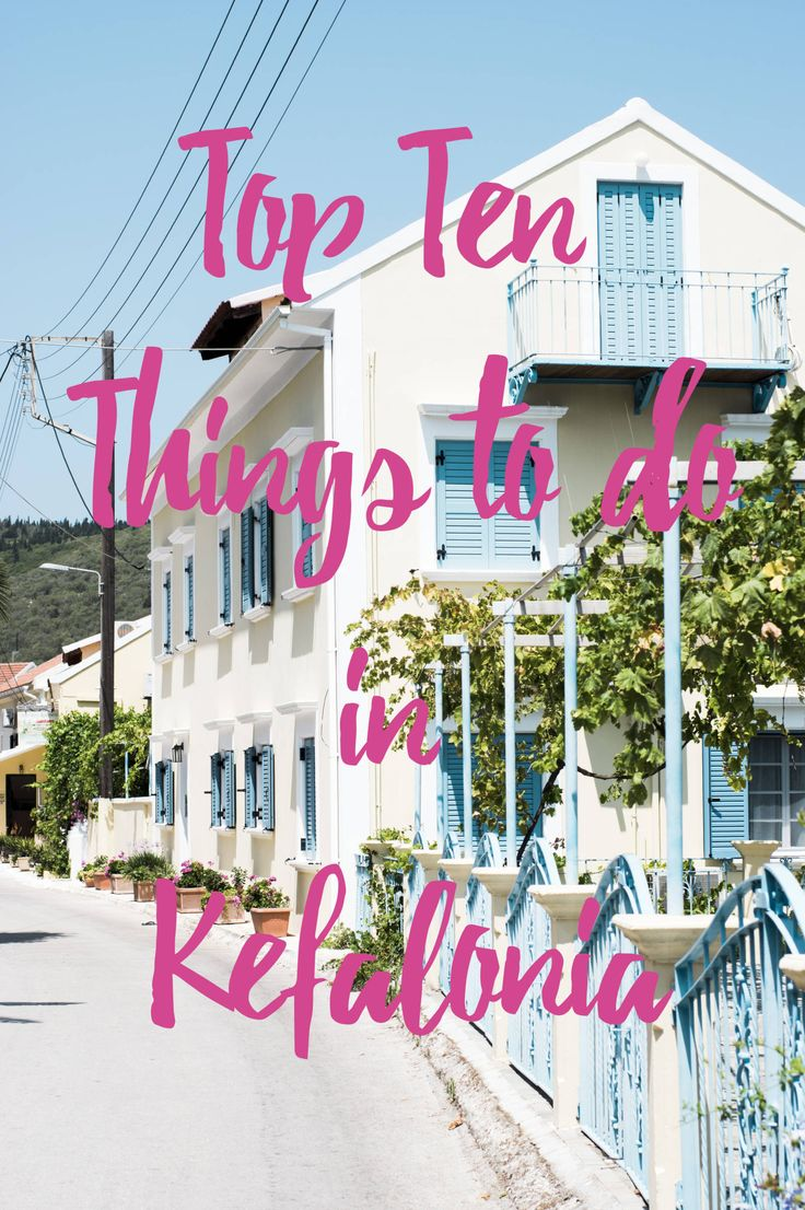 Find out the best things to do in Kefalonia. This island is fast becoming the go to summer holiday destination and has so much to offer.