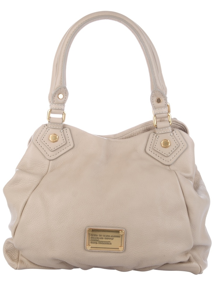 MARC BY MARC JACOBS - LEATHER TOTE