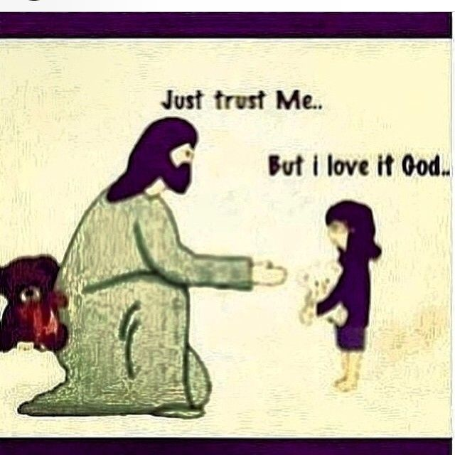 I always post this because i love it so much-#trust #Padgram