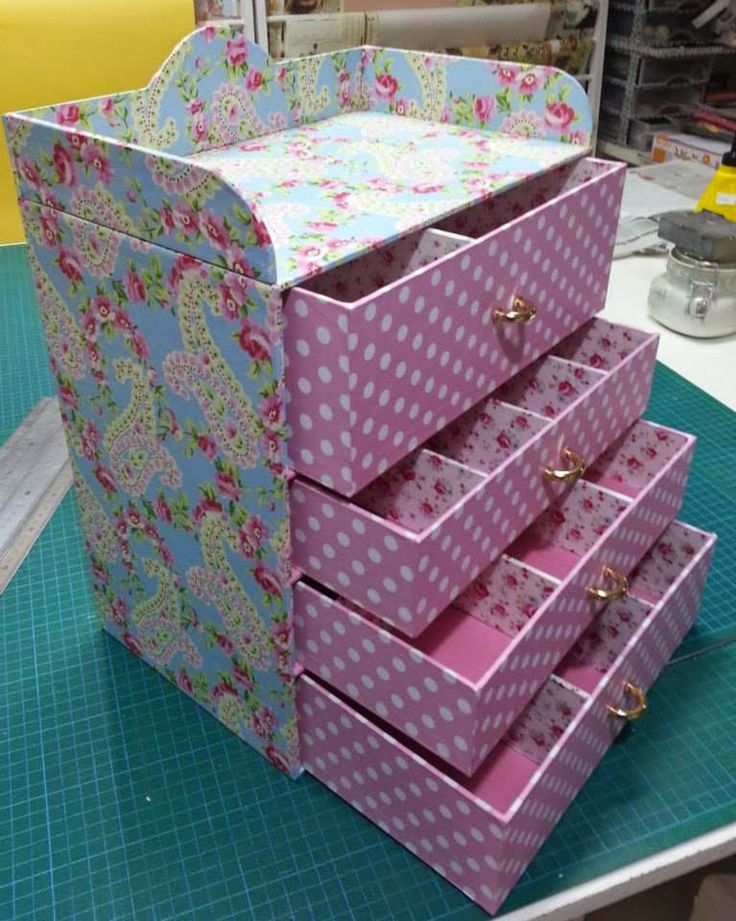 Manualidades El taller de Tere: Joyeros y costureros