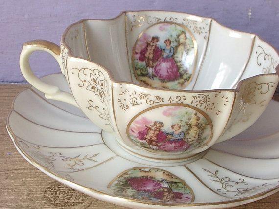 1000 images about victorian tea cups on pinterest bone. Black Bedroom Furniture Sets. Home Design Ideas