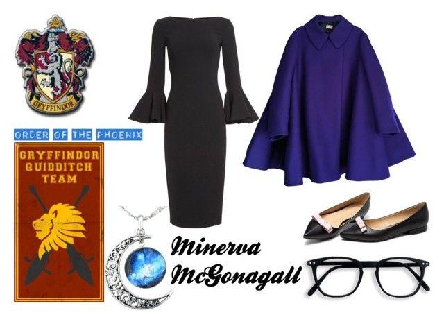 """Minerva McGonagall"" by marauderslife on Polyvore featuring Michael Kors and Acne Studios"