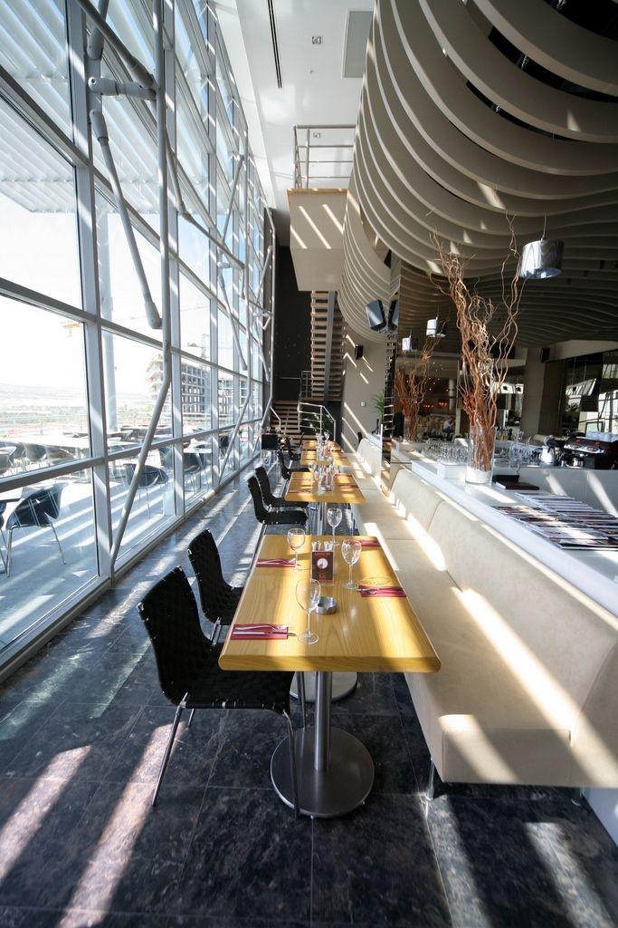 mirror restaurant-cepa avm / ankara- co mimarlik