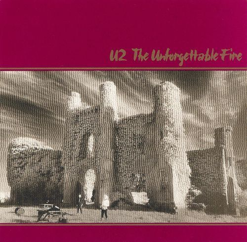The Unforgettable Fire [LP] - Vinyl