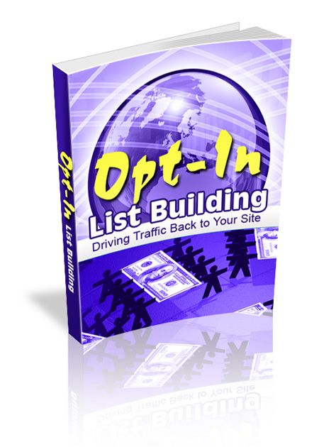 The 13 best internet marketing ebooks images on pinterest internet opt in list building ebook private label rights fandeluxe Image collections