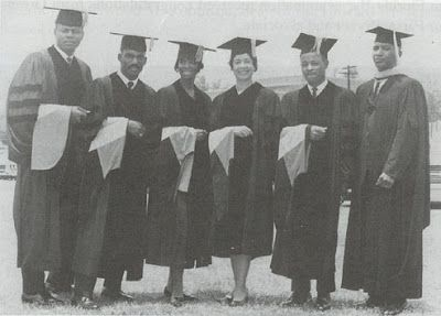 1968 graduates- the final class of the Original FAMU Law