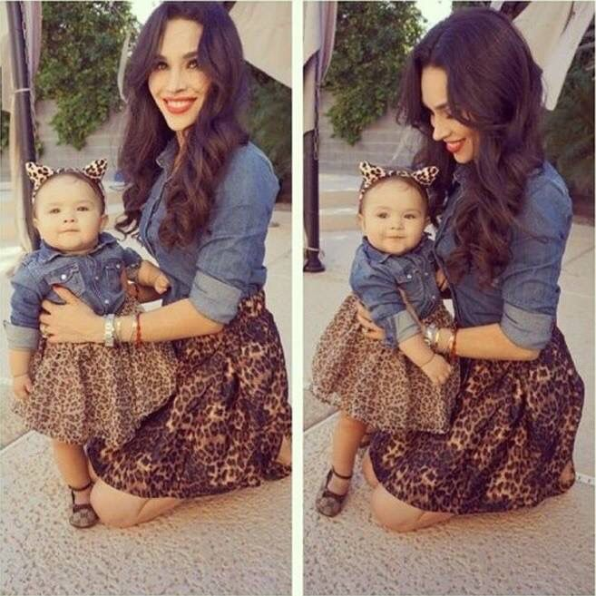 8 Best Mother Daughter Matching Outfit Images On Pinterest