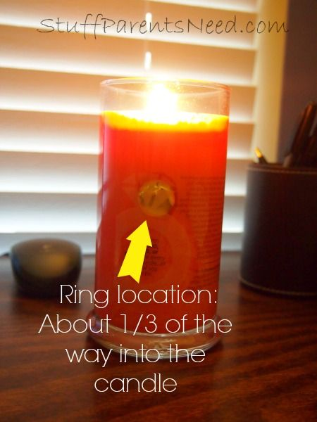 Review of Diamond Candles, including a video of a ring reveal! These are really fun gifts for girlfriends!