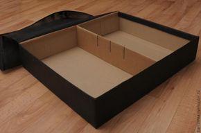 Практичный короб для хранения обуви своими руками - Ярмарка Мастеров - ручная работа, handmade