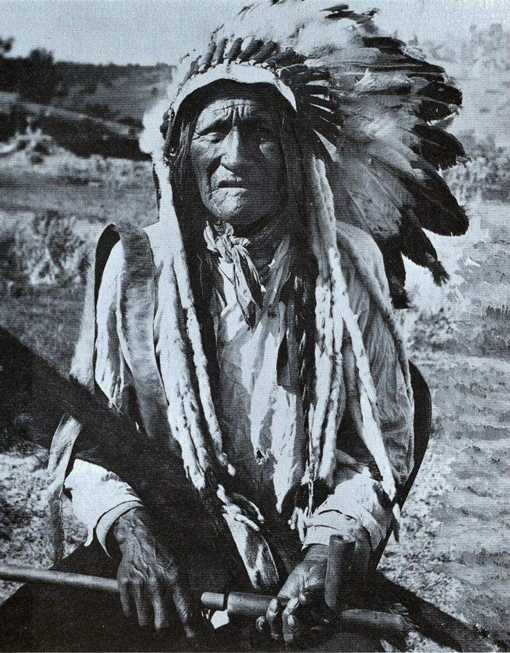 Ve'ho'evo'hame (aka American Horse) - Northern Cheyenne - before 1911