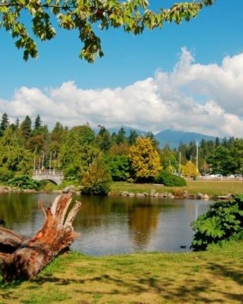 This Mystery Hotel puts you in prime position for enjoying Stanley Park's natural splendor. #Jetsetter