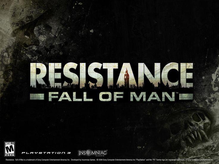 Resistance Fall of Man wallpaper Game wallpapers