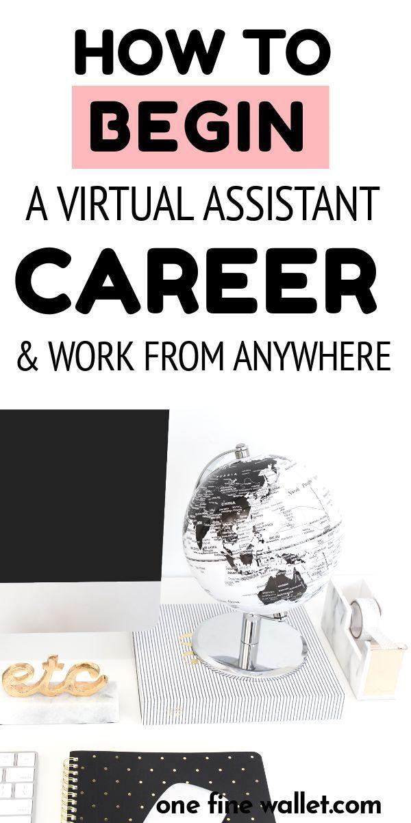 So werden Sie ein virtueller Assistent ohne Erfahr…