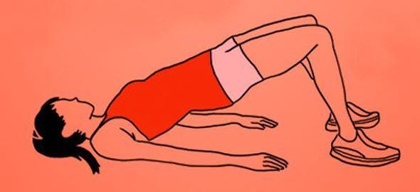 Για να αποκτήσετε ένα γυμνασμένο κορμί χωρίς να ξοδεύετε χρήματα στο γυμναστήριο, χρειάζεστε μόνο δεκαπέντε λεπτά από το χρόνο σας και λίγο... χώρο στο σαλόνι!