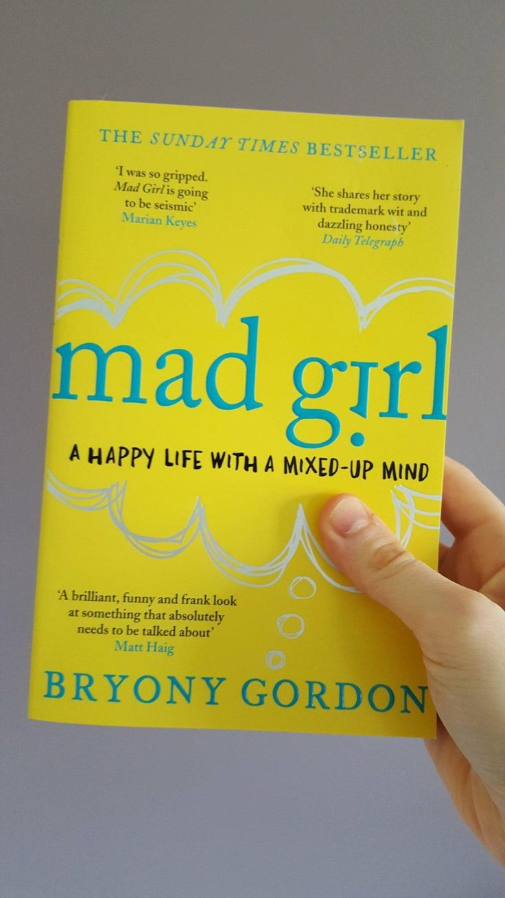 Book Review – Mad Girl by Bryony Gordon