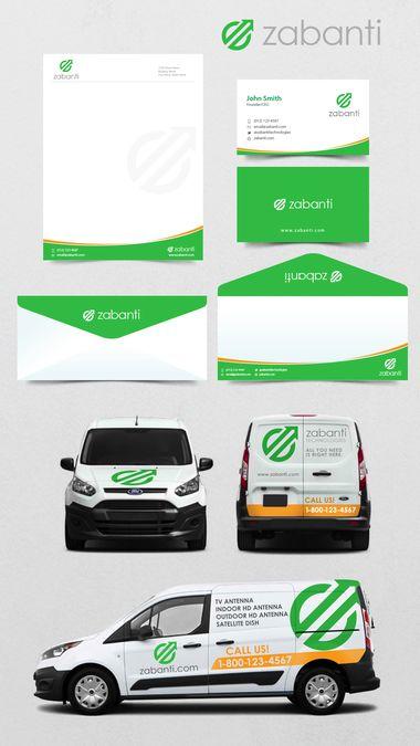 Create a logo like we were a big known International company by torvs