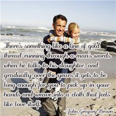 father and daughter quotes <3 on Pinterest | Father Daughter ... via Relatably.com