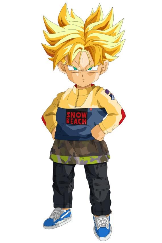 Dragon Ball Z Cartoon Characters : Dragon ball z hmn alns part quot anniversary pack
