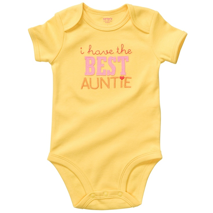 i have the best auntie. Actually bought this for my niece and I must say it's super duper cute.