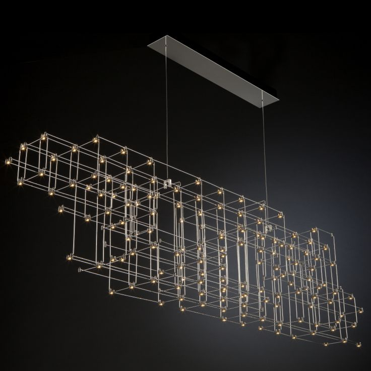 Awesome Creative New Lamps From Quasar Collection With Unique Stainless Lamp