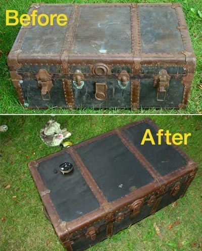 @2ndWindCabin Shares Tips On How To Clean Up Thrift Store Finds   Hereu0027s An  Example