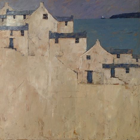 ✽   john piper  -  'st ives coast' -  yama-bato: couleurs