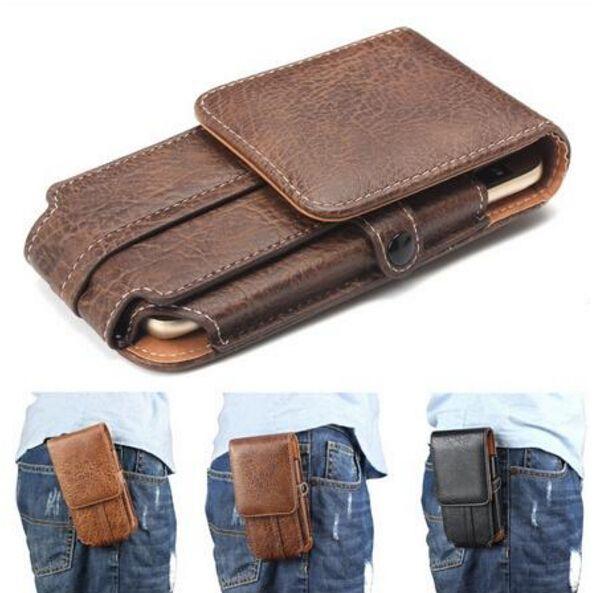 High Quality Taille Mobiele Telefoon Belt Bag Case for xiaomi mi4c Mi5 for Xiaomi Redmi Note 3 Pro for iPhone 7 Plus 6 6 s plus