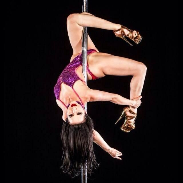 Wishing our amazing instructor, Dani Mitchell good luck at the upcoming Felix Cane Pole Championships in Australia!    #Stripper101   #LasVegas   #Pole   #PoleCompetition   #PoleTricks