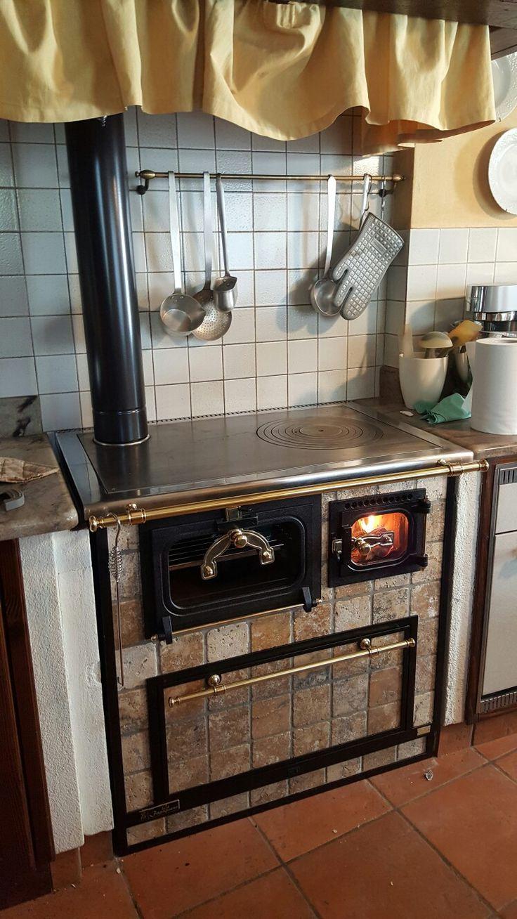 Oltre 25 fantastiche idee su Mattone di cucina su Pinterest ...
