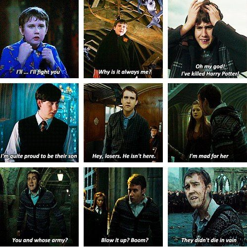 The Owners' Personal Blogs Emily | Sally This is a blog dedicated to Neville Longbottom, played by...