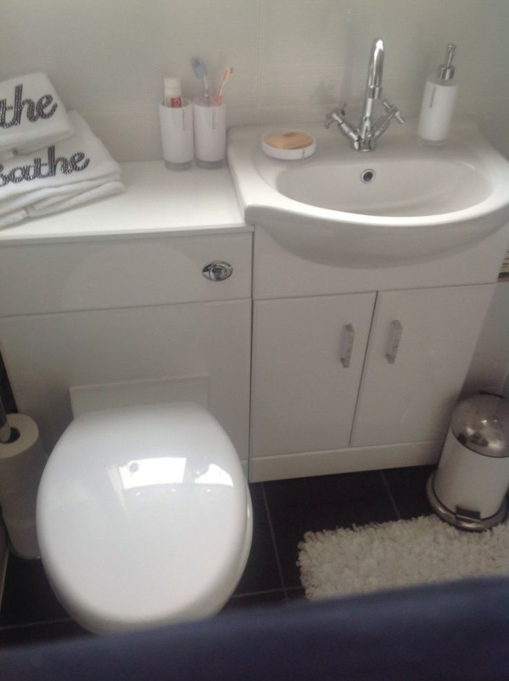 The Compact Sienna Bathroom Furniture Range Is Ideal For