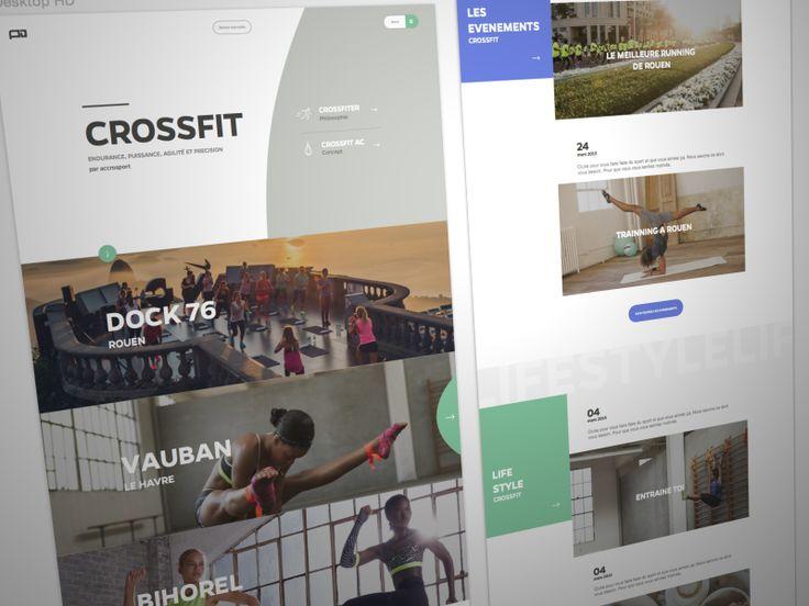 Crossfit Homepage