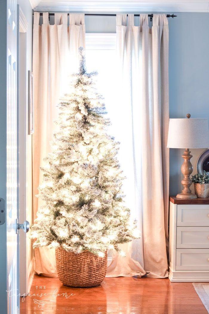 DIY Christmas Tree Basket Deck the Halls! Christmas, Diy