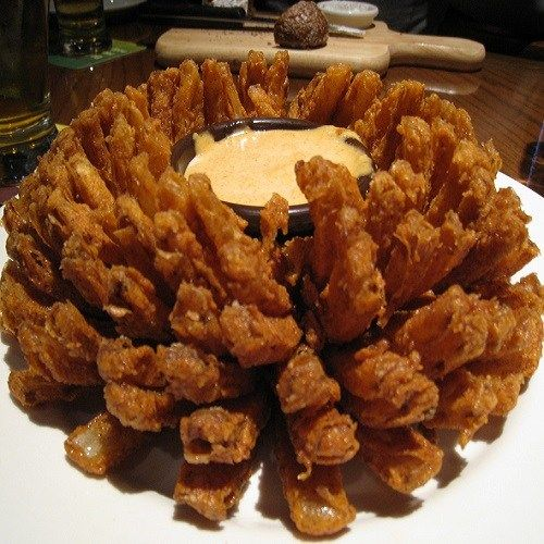 With our Secret Restaurant Recipe - Outback Steakhouse's Blooming Onion Recipe - You can make this family favorite anytime at home. Kid's love it!