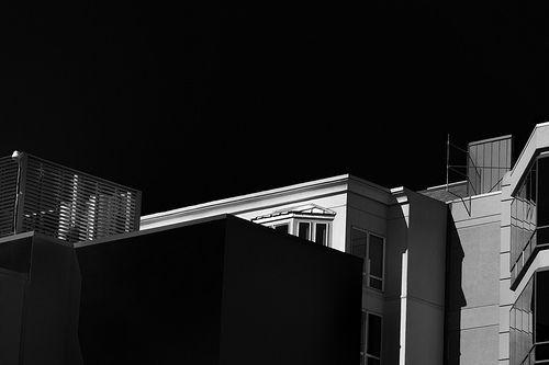Architecture in black and white   {Watch this | Check this out | Look at this | This is butyful | Awesome stuff