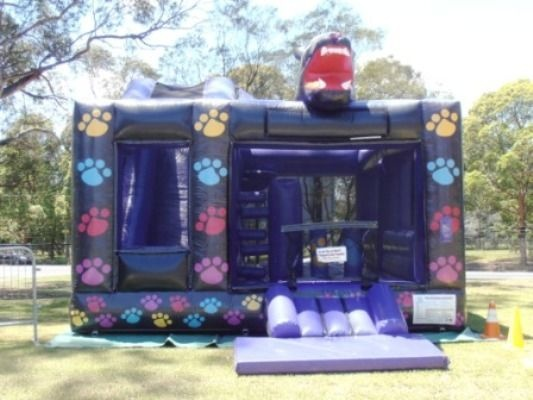 Party Animals Jumping Castes, Sydney Base Company Hire Jumping Castles.