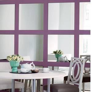 Как применить зеркало правильно! зеркальная стена/ зеркальная плитка/зеркальные панели