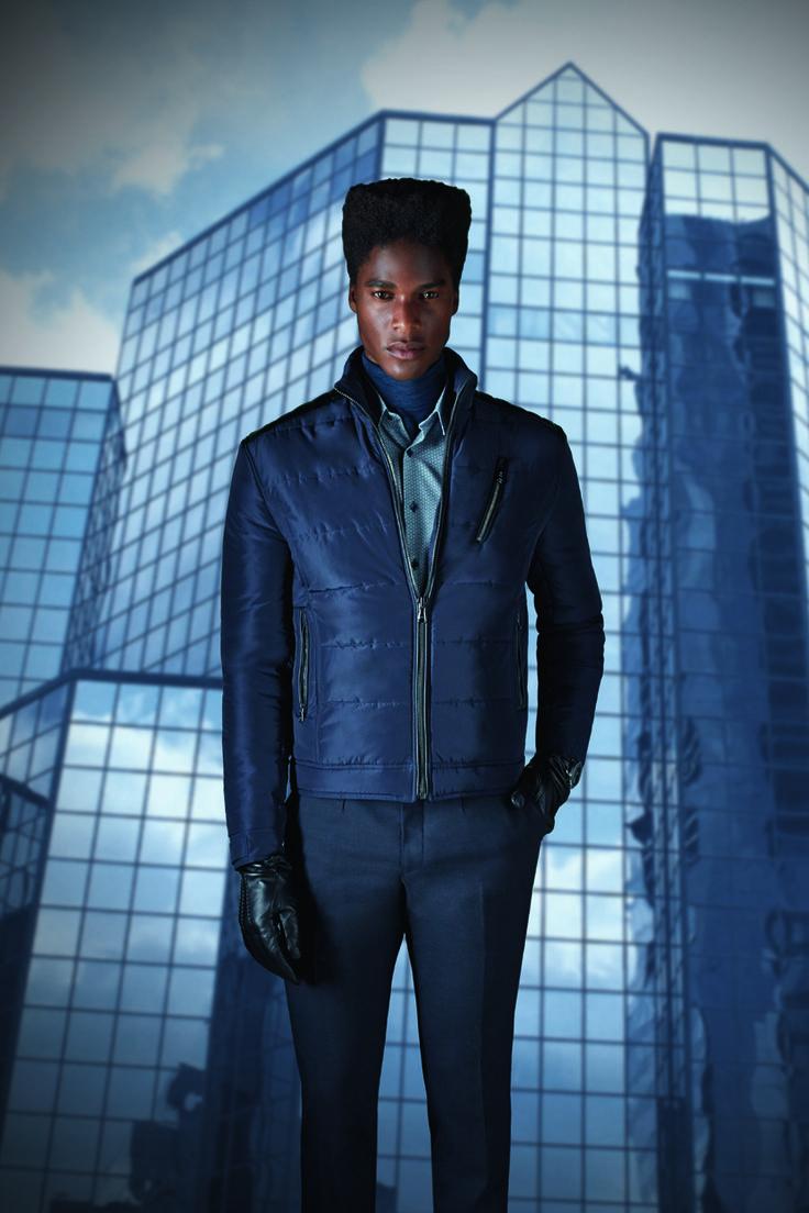 Men's outfit - IZAC Paris http://www.izac.fr/fr/pret-a-porter-homme/architektur.html #blouson #izac #fashion