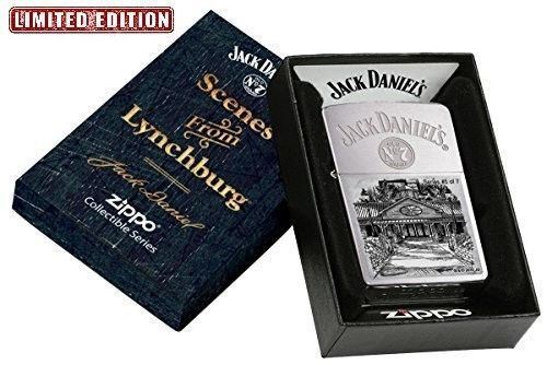ZIPPO Collectible Series Jack Daniel's-Scenes form Lynchburg series #5 of 7 in Collectables, Tobacciana & Smoking Supplies, Lighters | eBay!