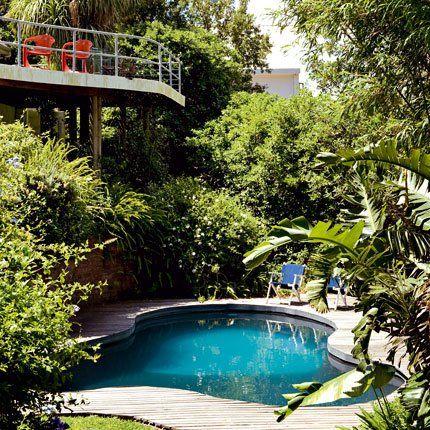 Contemporary Art in Interior - Modern Home in Cape Town ~ Interior Design Files