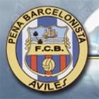 Escudo Penya Blaugrana Aviles